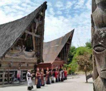 3H2M Silangit Balige Parapat Samosir Simanindo Tour