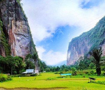 5H4M Wonderful Heritage West Sumatra