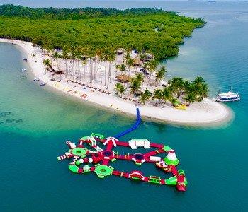 4H3M Batam Ranoh Island Adventure