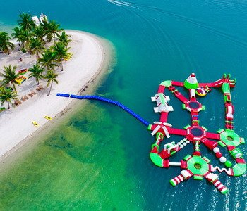 3H2M Batam Ranoh Island