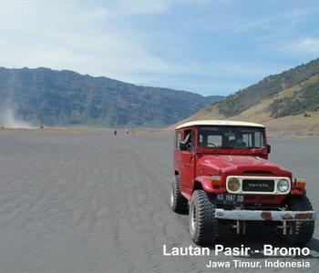 5H4M Bromo-TSI 2 Prigen-Batu-Lenggoksono  8-20 Pax