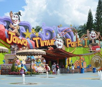 5H4M Jatim Park  2-7 Pax