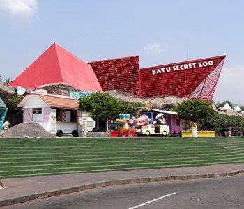 4D3N Jatim Park 2 Can Go  ASEAN