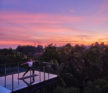 4H3M Luxury Wellness Escape at Element by Westin Bali Ubud