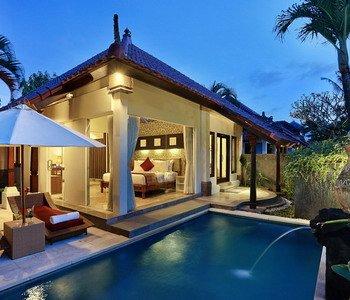 4H3M Seminyak Luxury Honeymoon at The Club Villas
