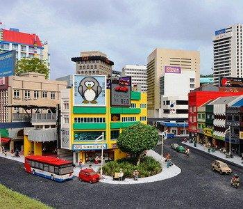 4H3M SIC Kuala Lumpur Legoland