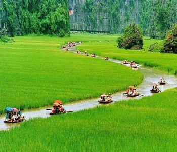 5H4M Hanoi – Halong – Ninh Binh  SIC