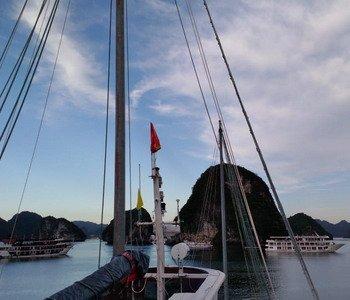 5H4M Hanoi – Halong on Cruise  SIC