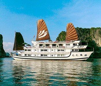 4H3M Hanoi – Halong on Cruise  SIC