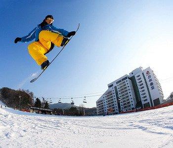 4H3M Seoul Ski Resort SIC