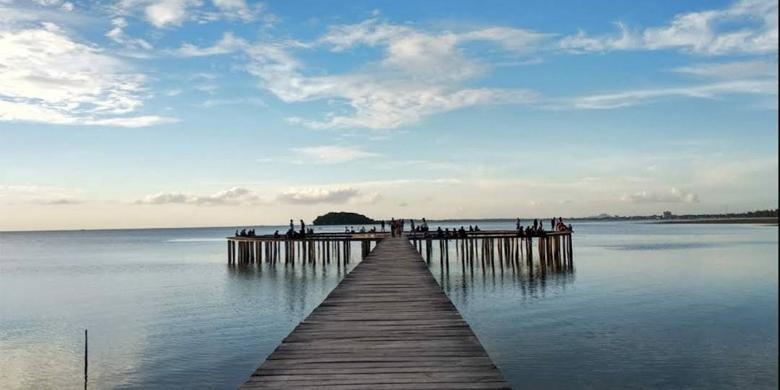 4D Open Trip Belitung Gusong Bugis Pulau Hoping