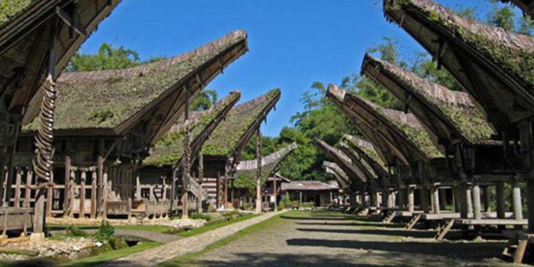 4D Open Trip Makassar Toraja Tour