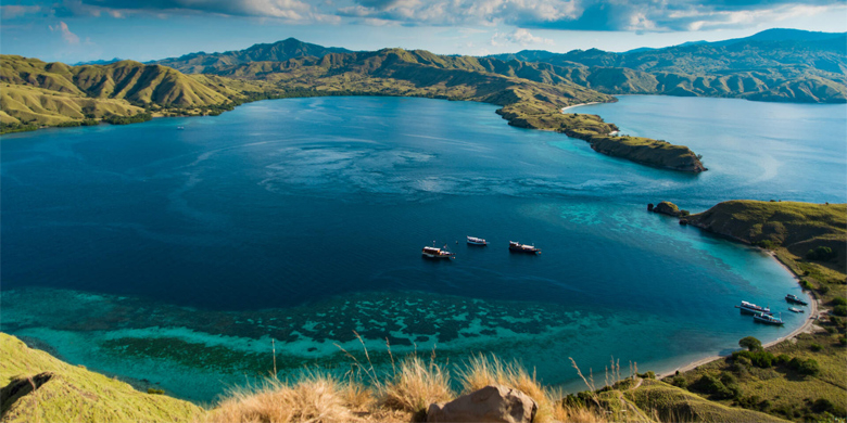 5D Open Trip Diving Labuan Bajo + Komodo