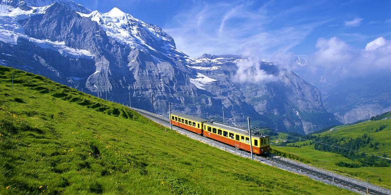 10D Favorite Switzerland + Jungfraujoch