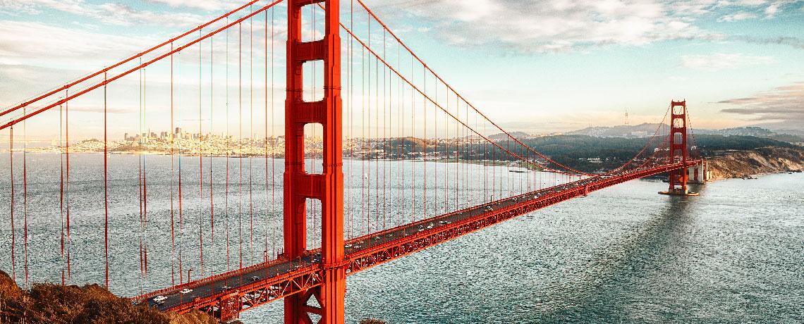 7D Relaxing San Fransisco