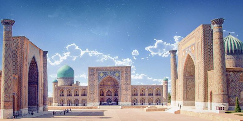 8D Favorite Uzbekistan + Khiva