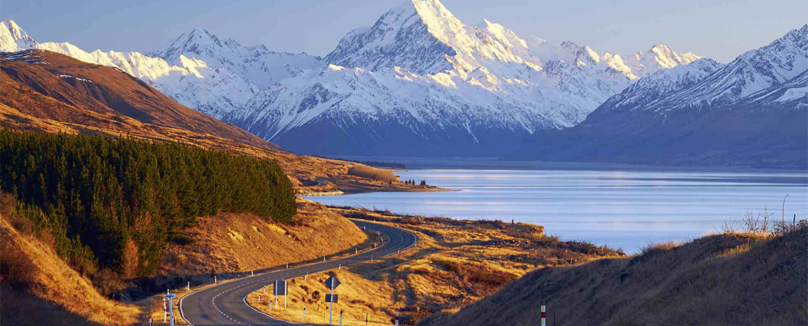 7D Explore New Zealand South Island