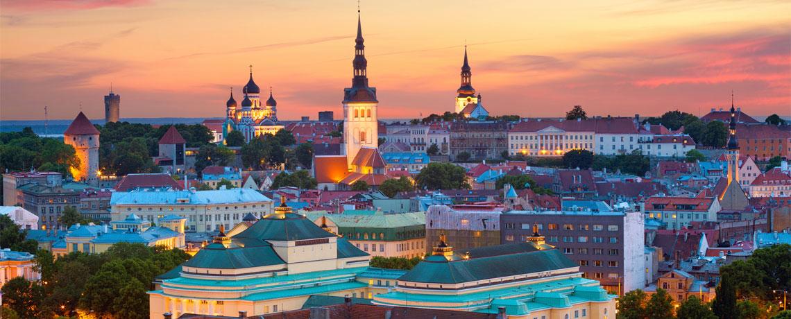 9D Favorite Rovaniemi Northern Village + Icebreaker Cruise Experience dan Estonia
