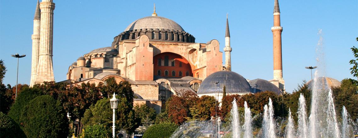 3D Lihat Turkey Hagia Sophia Tour