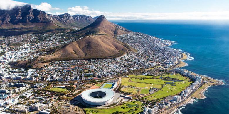 5D Lihat Cape Town Africa + Peninsula