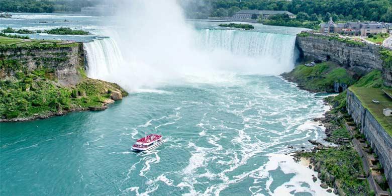6D Lihat East Coast + Niagara Falls Buy 2 Get 2