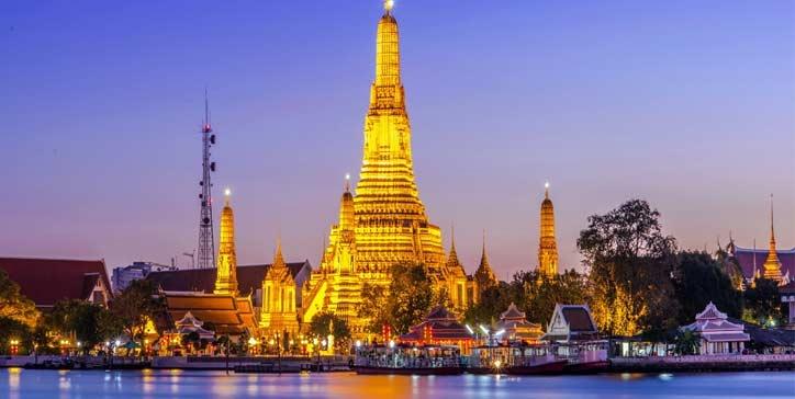 4D Lihat Bangkok + Frost Magical Ice Pattaya