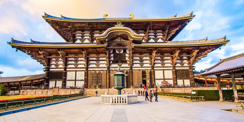 1D Lihat Kyoto, Nara dan Kobe