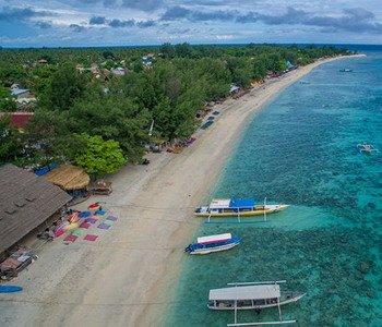 4H3M Lombok Gili Trawangan