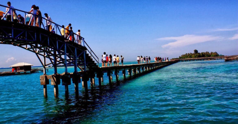 Paket Wisata Pulau Seribu 2D1N Pulau Tidung