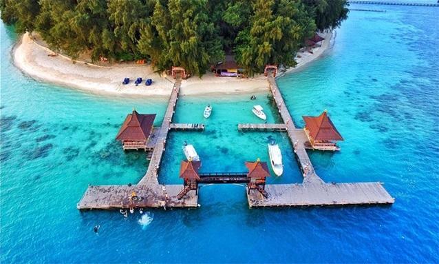 Paket Tour Murah Pulau Sepa
