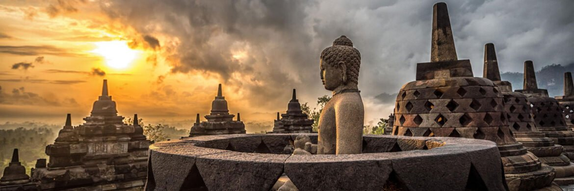 1 Day Borobudur Sunrise Tour