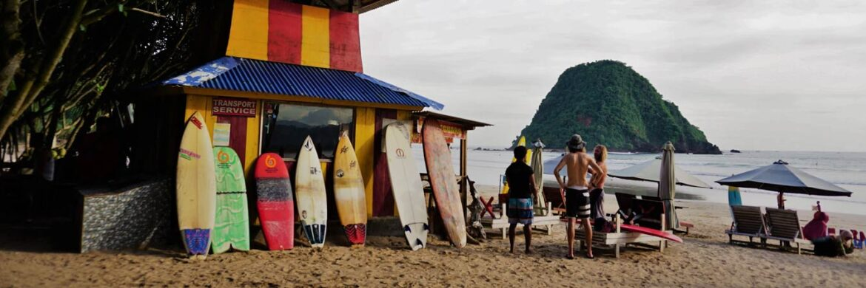 2D/1N Favourite Banyuwangi Teluk Hijau – Pulau Merah – Djawatan – Alas Purwo