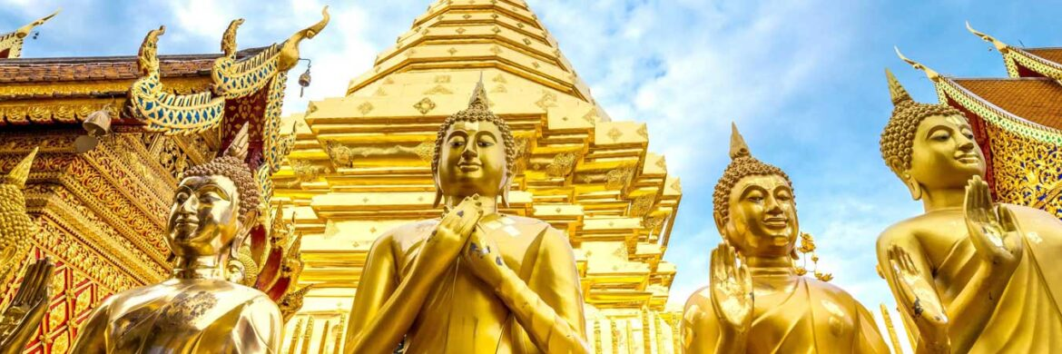 3D/2N Favourite Amazing Chiang Mai with Doi Suthep Mountain Temple