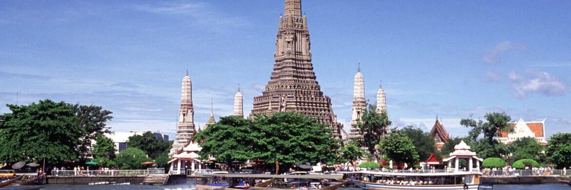 3D/2N Favourite Bangkok Free  Easy with Wat Arun
