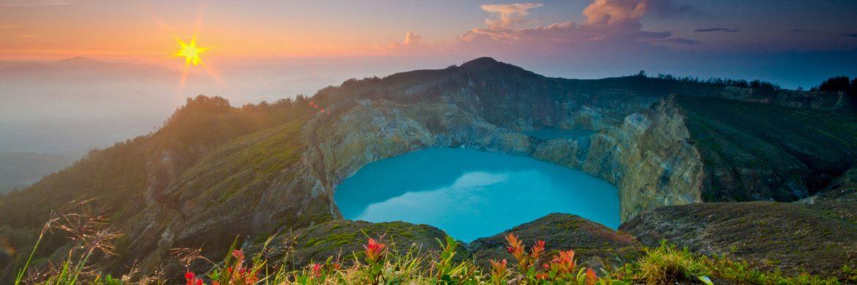 3D/2N Favourite Kelimutu Colored Lakes Trails