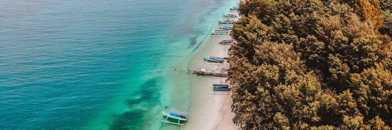 3D/2N Favourite Lombok Gili Nanggu Virgin Island Tour