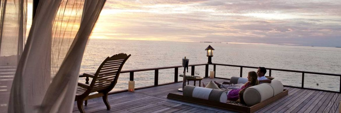4D/3N Experience All Inclusive Package Banyan Tree Vabbinfaru Maldives
