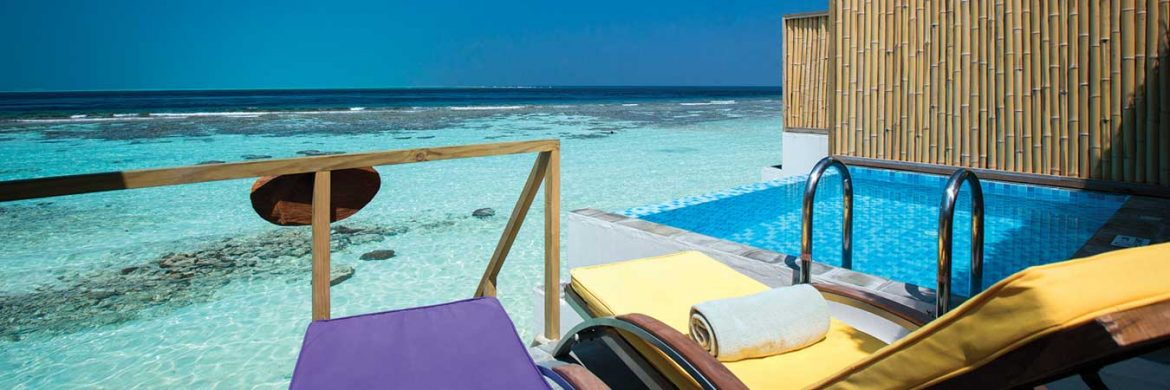 4D/3N Experience All Inclusive Package Oblu by Atmosphere at Helengeli Maldives