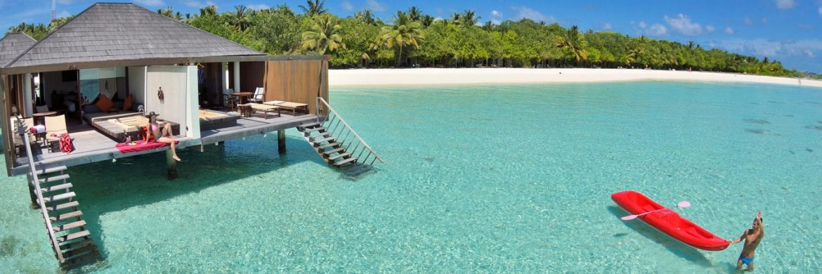 4D/3N Experience All Inclusive Package Paradise Island Resort Maldives