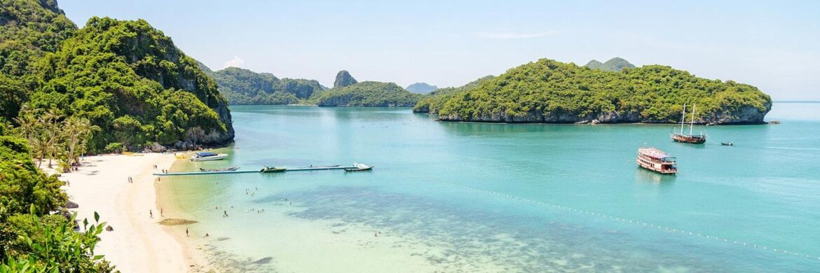 4D/3N Experience Exotic Koh Samui with Angthong Marine Park by Speedboat