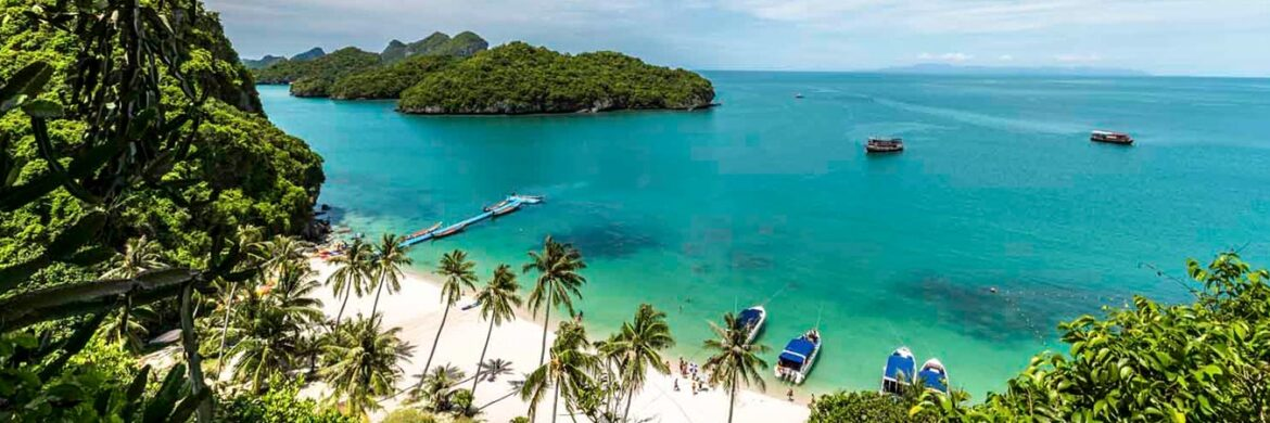 4D/3N Experience Exotic Koh Samui with Angthong Marine Park by Tour Boat