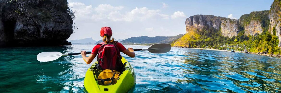 4D/3N Experience Krabi with Ao Thalane Kayaking Tour