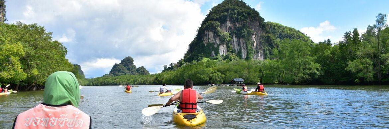 4D/3N Experience Krabi with Ban Bor Thor Sea Kayaking Tour