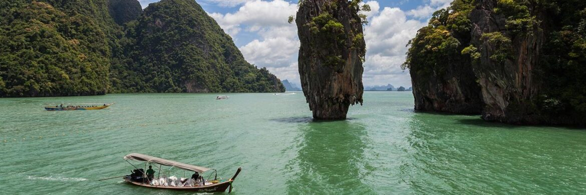 4D/3N Experience Krabi with James Bond Island  Koh Hong by Long Tail Boat