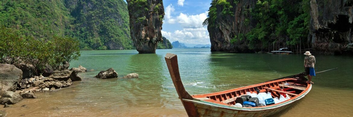4D/3N Experience Krabi with James Bond Island  Phi Phi Island Tour