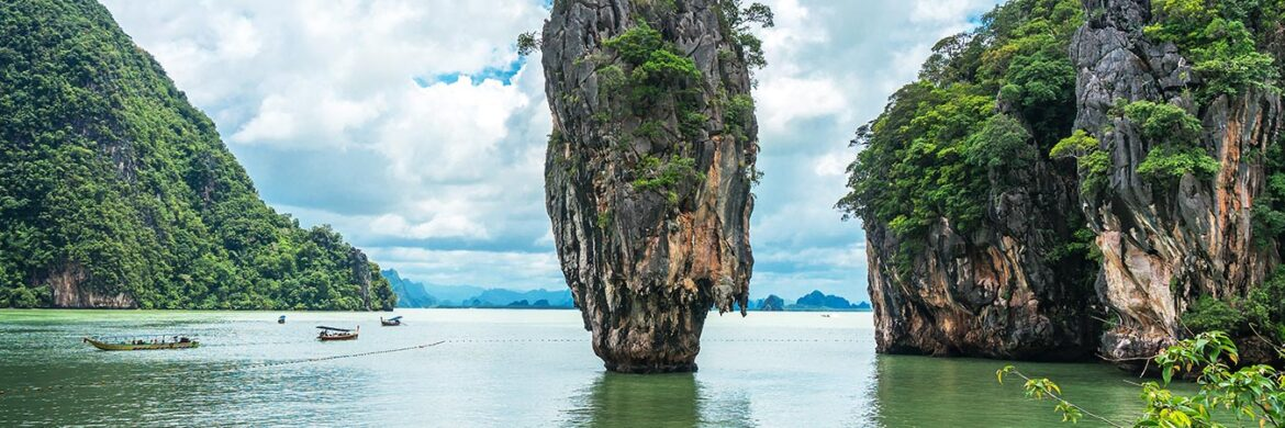 4D/3N Experience Krabi with James Bond Island  Poda 4 Island by Long Tail Boat