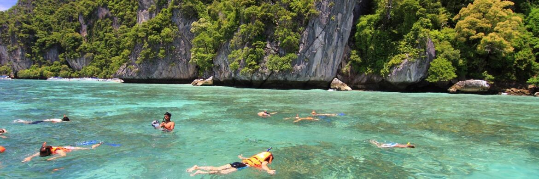4D/3N Experience Krabi with Koh Hong  Phi Phi Island Tour