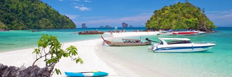 4D/3N Experience Krabi with Poda 4 Island Tour by Speedboat