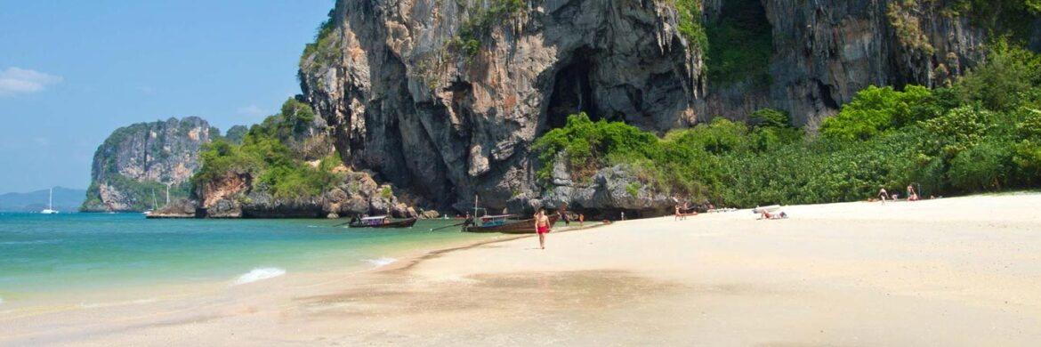 4D/3N Experience Krabi with Poda 4 Island  Koh Hong Tour by Long Tail Boat