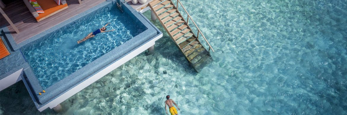 4D/3N Experience Luxury All Inclusive Package at Club Med Finolhu Maldives